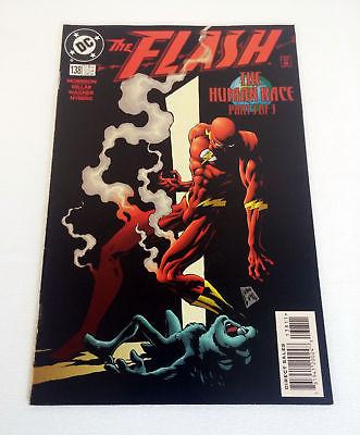 1998 DC Comics THE FLASH #138   1st Black Flash
