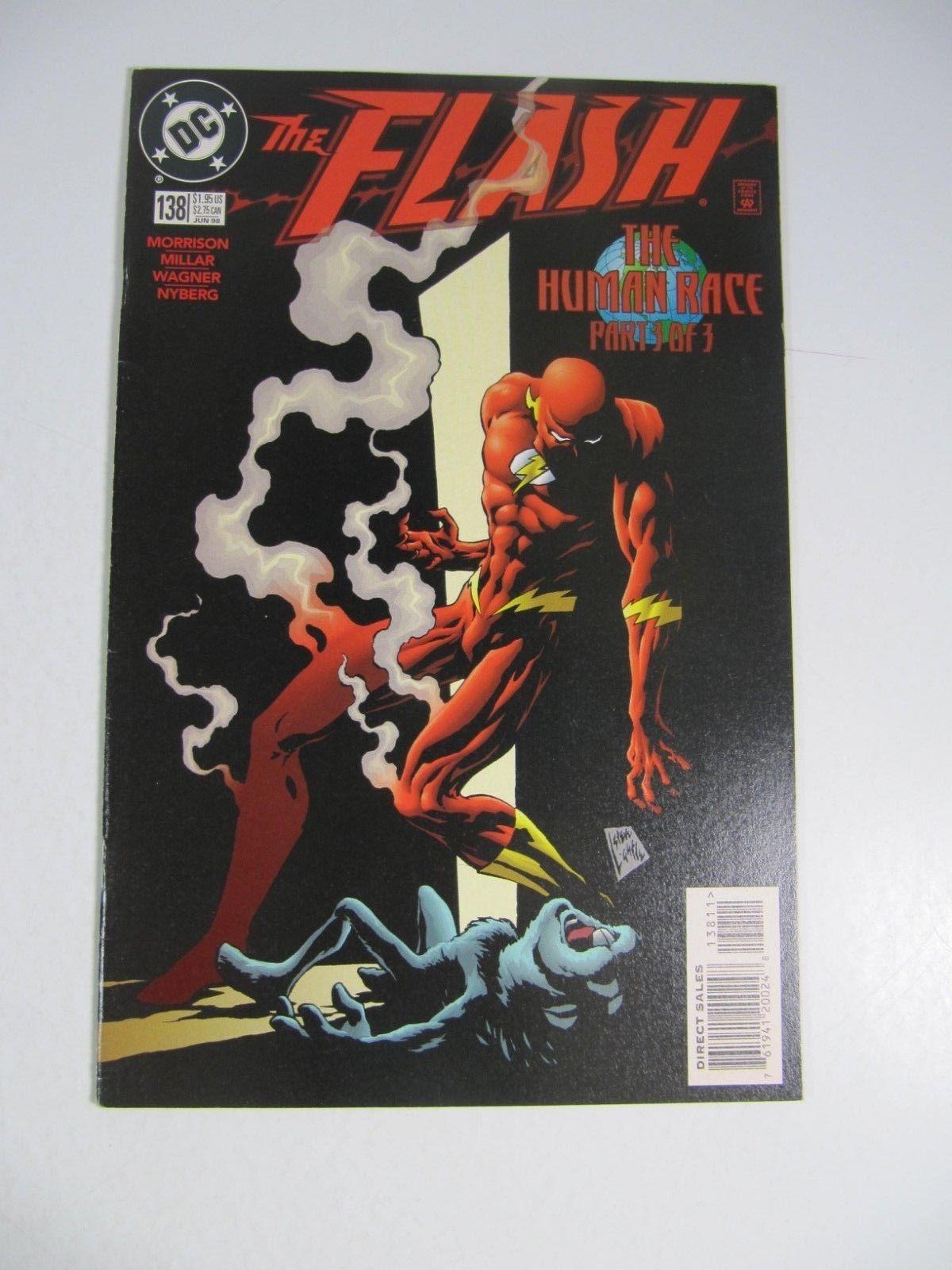 The Flash #138 (DC Comics 1998) 1st Appearance Black Flash VF