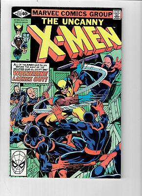 UNCANNY X-MEN #133 - Grade 9.2 - Historic John Byrne Wolverine cover