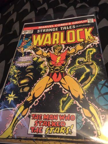 Strange Tales #178 (Feb 1975, Marvel)