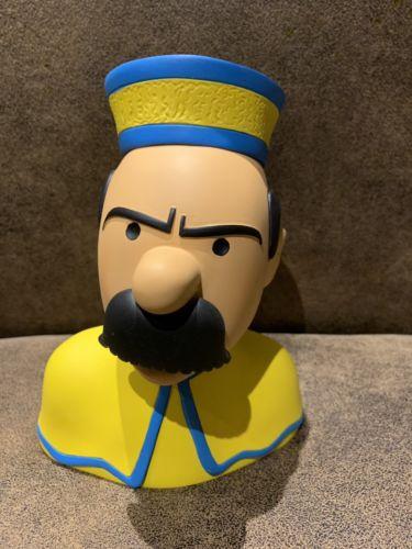 Tintin - Buste Dupont - Comme Neuf - Très Rare - No Leblon Pixi