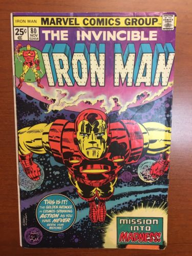 The Invincible Iron Man Lot of 12 #80 81 84 85 86 87 91 93 97 101 102 103