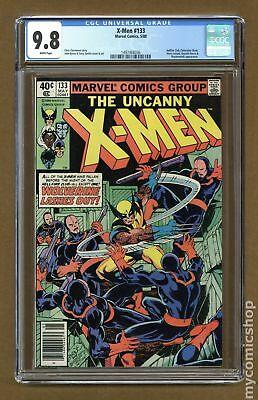 Uncanny X-Men (1st Series) #133 1980 CGC 9.8 1497468036
