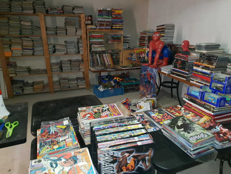 ca. 10000 Comics 1950 - 2017 + Folie + Marvel + DC + Fantastic Four + Rarität