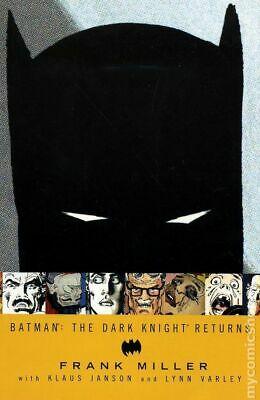 Batman The Dark Knight Returns TPB (DC) #1-REP 2012 NM Stock Image