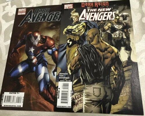 Dark Avengers #1 Variant New Avengers #49  (Marvel) 1st Dark Avengers