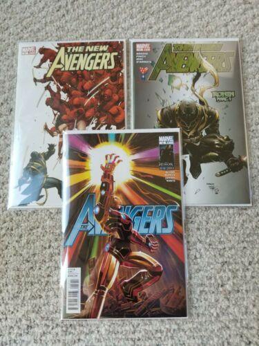 Avengers Vol. 4  #12 NM, NEW Avengers 11 And 27 NM  Avengers ENDGAME First Ronin