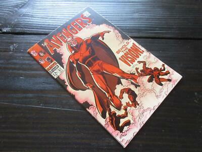 Avengers # 57 - HIGHER GRADE - 1st app SA Vision Captain America 1968 MARVEL