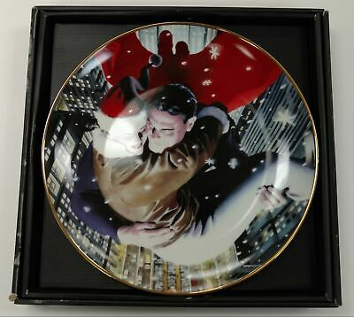 DC Direct Gallery Collector Plate Superman Alex Ross Lois Lane