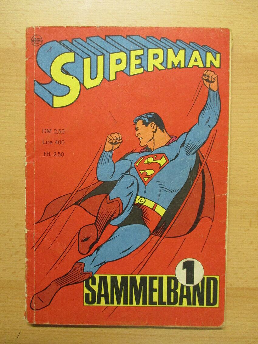 Superman Sammelband 1 von 1966