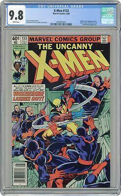 Uncanny X-Men (1st Series) #133 1980 CGC 9.8 1445057021