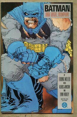 GN/TPB Batman The Dark Knight Returns #2-1986 fn- 5.5 Frank Miller 1st ed 1st pr