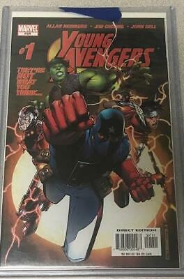 Dark Avengers Secret Avengers New Avengers Young Avengers #1 Comic Lot