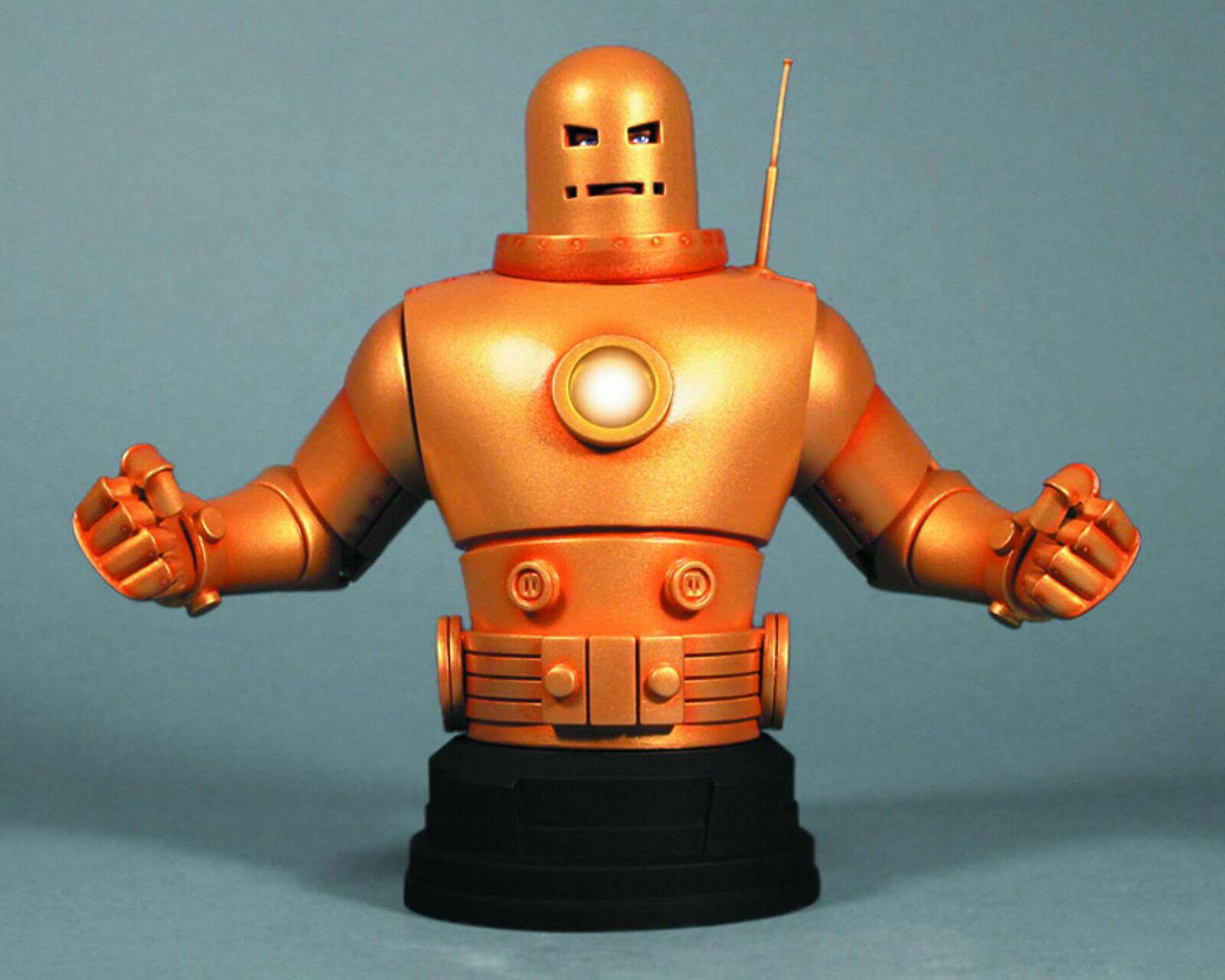 Gentle Giant Iron Man Mark II Mini Bust 82/300 Marvel NEW SEALED