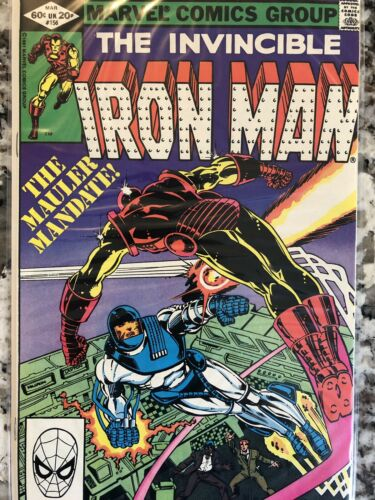 Marvel Iron Man Comics Lot Issues 135-137, 144-148, 155 & 156. All FN/VF.
