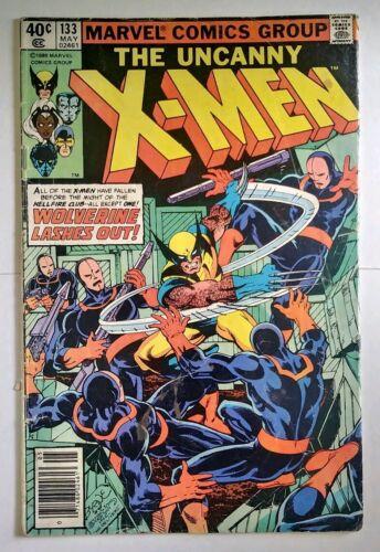 Uncanny X-Men #133 (1980 Marvel Comics) The Dark Phoenix Saga Bronze Age