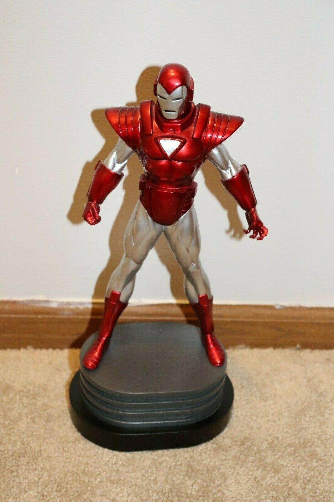 Bowen Iron Man Statue Four Pack -  252/300