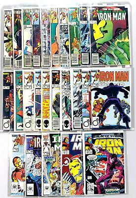 MARVELOUS Marvel Comic Lot 120+ Books Iron Man Journey Into Mystery Man Thing