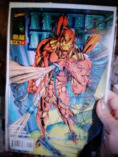 IRON MAN COMICS COMPLETE RUN #100-600 NM-VF PRICE REDUCED