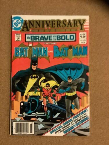 DC Comics Brave And The Bold 200 Batman Outsiders Katana 1st Appearance