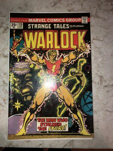 STRANGE TALES #178 (Marvel, 1975) 1st App Magus