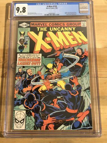 Uncanny X-Men #133 CGC 9.8 Marvel Comics Wolverine Solo Allearance