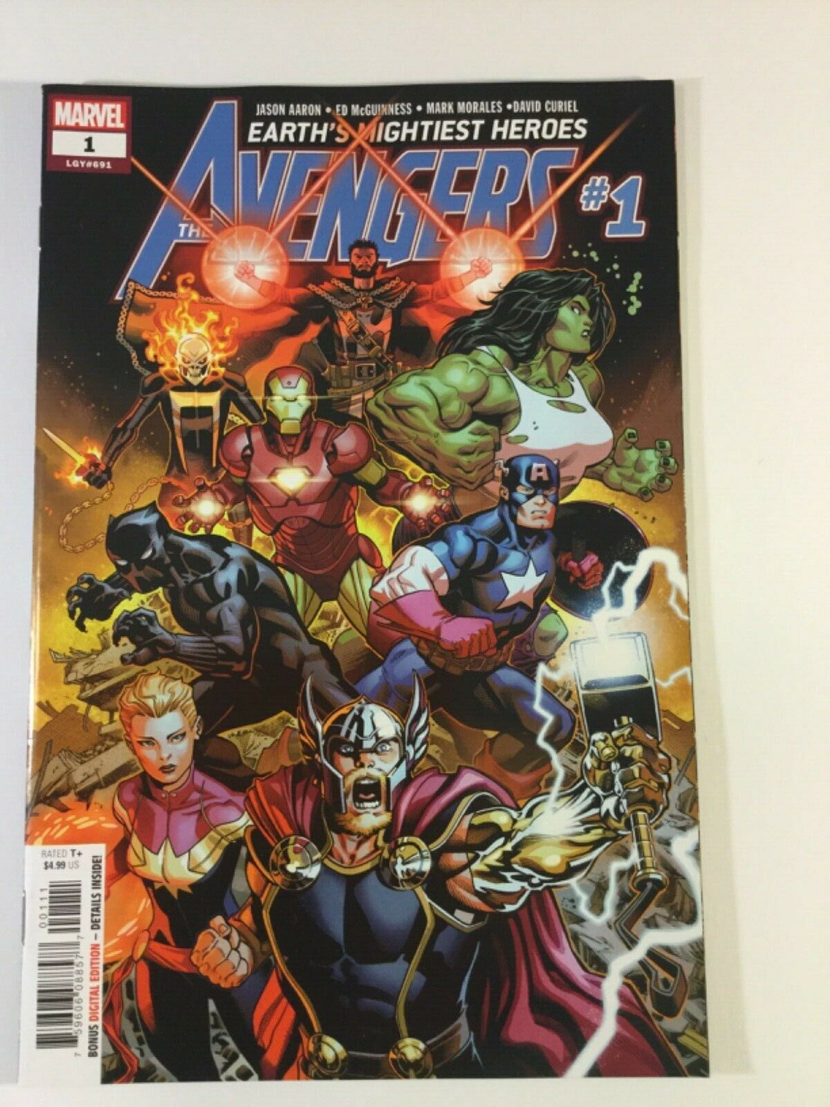 Marvel Comics AVENGERS Lot 54 Comics (Avengers, U.S.Avengers) FREE SHIPPING
