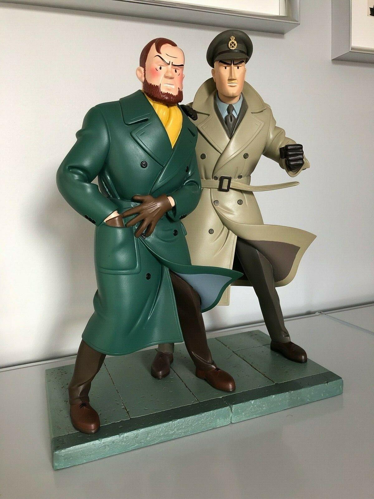 Blake & Mortimer Jean-Marie PIGEON no Fariboles Aroutcheff Pixi Tintin