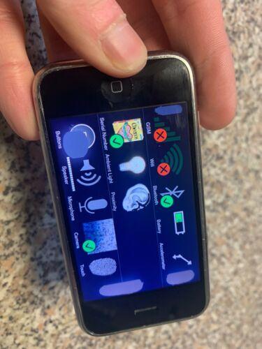 Iphone 2g , 8gb, Prototype , Aus Dem Jahr 2006 .