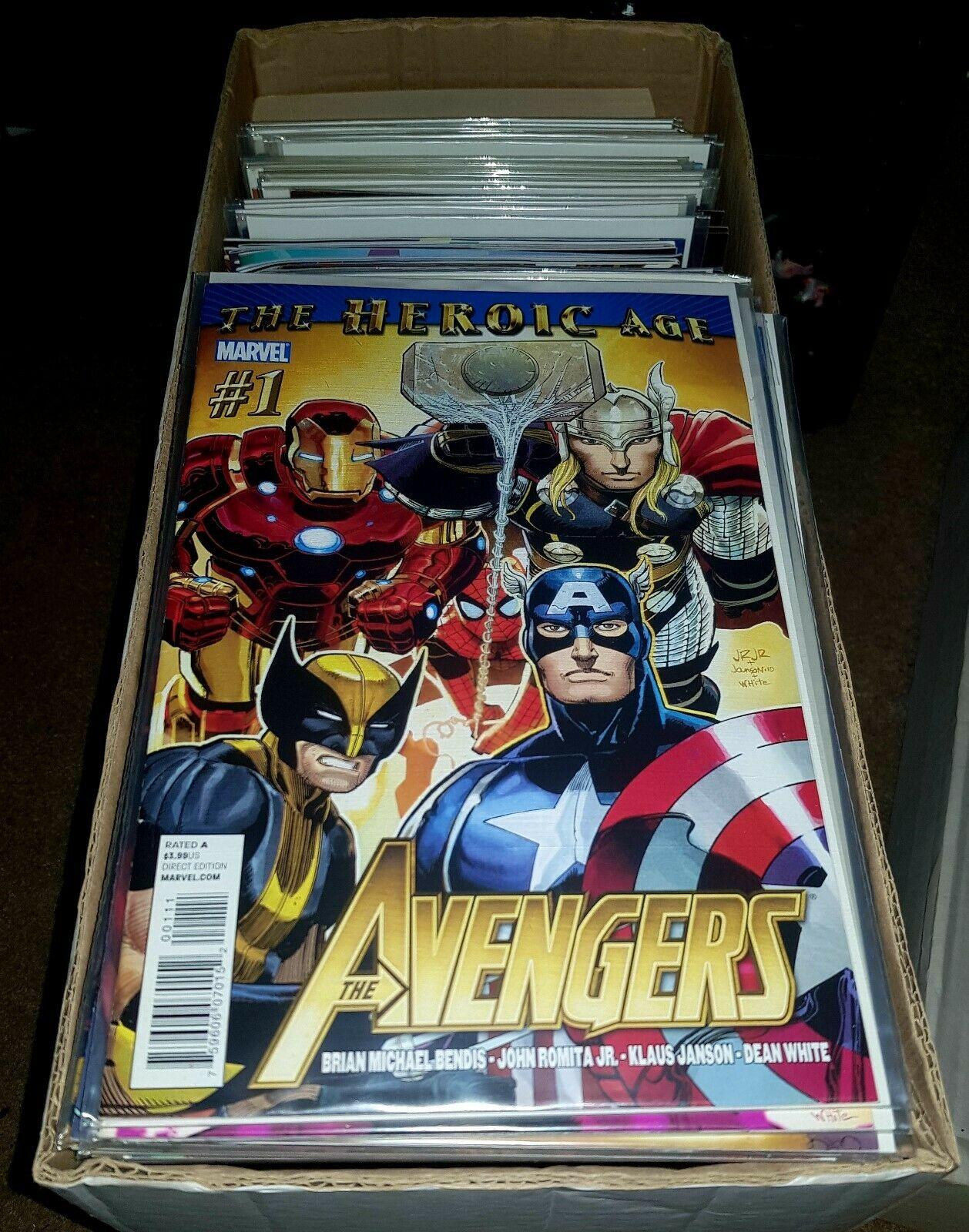 Avengers, Avengers Academy, Avengers Arena, Secret Avengers