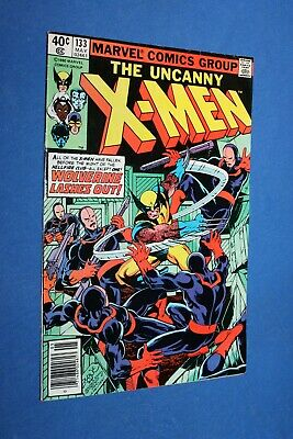Uncanny X-men # 133 Fine Combined Shipping and discounts (see lot)