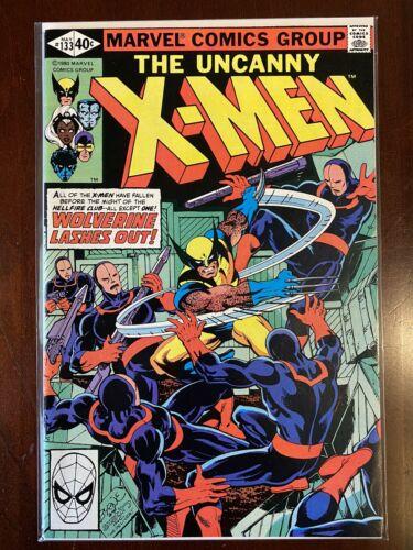 Uncanny X-Men 133 - No Reserve