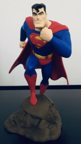 DC Gallery Superman The Animated Series: Superman - Pre-Owned