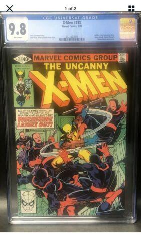 UNCANNY X-MEN 133 CGC 9.8 NM/MT WHITE PAGES 1ST WOLVERINE SOLO STORY