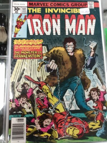 Iron Man Lot #101-110