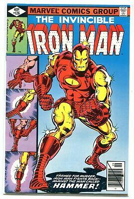 IRON MAN # 126