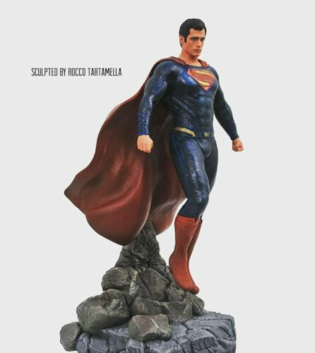 Superman Gallery Statue Diorama Diamond Select DST DC JLA Justice League 9""